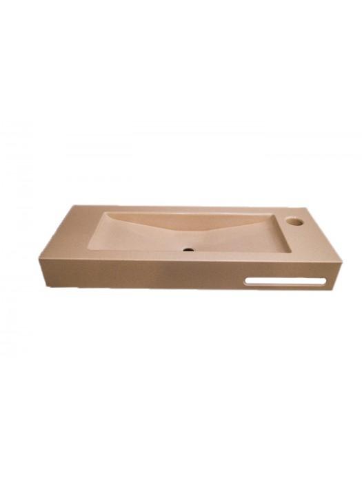 Раковина для ванной комнаты из искусственного камня Elegrum ES-02