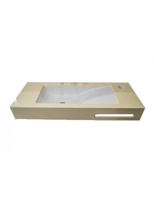 Раковина для ванной комнаты из искусственного камня Elegrum ES-01