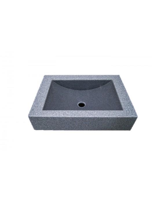 Раковина для ванной комнаты из искусственного камня Elegrum ES-03